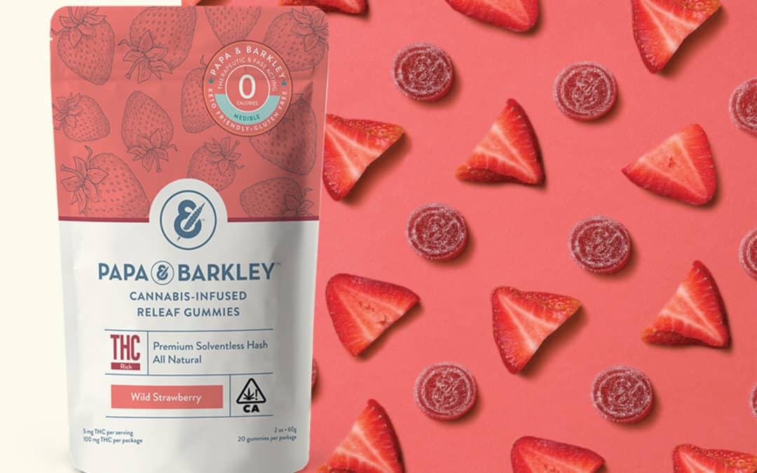Papa & Barkley Releaf Gummies Now Available at Farmacy Santa Barbara!